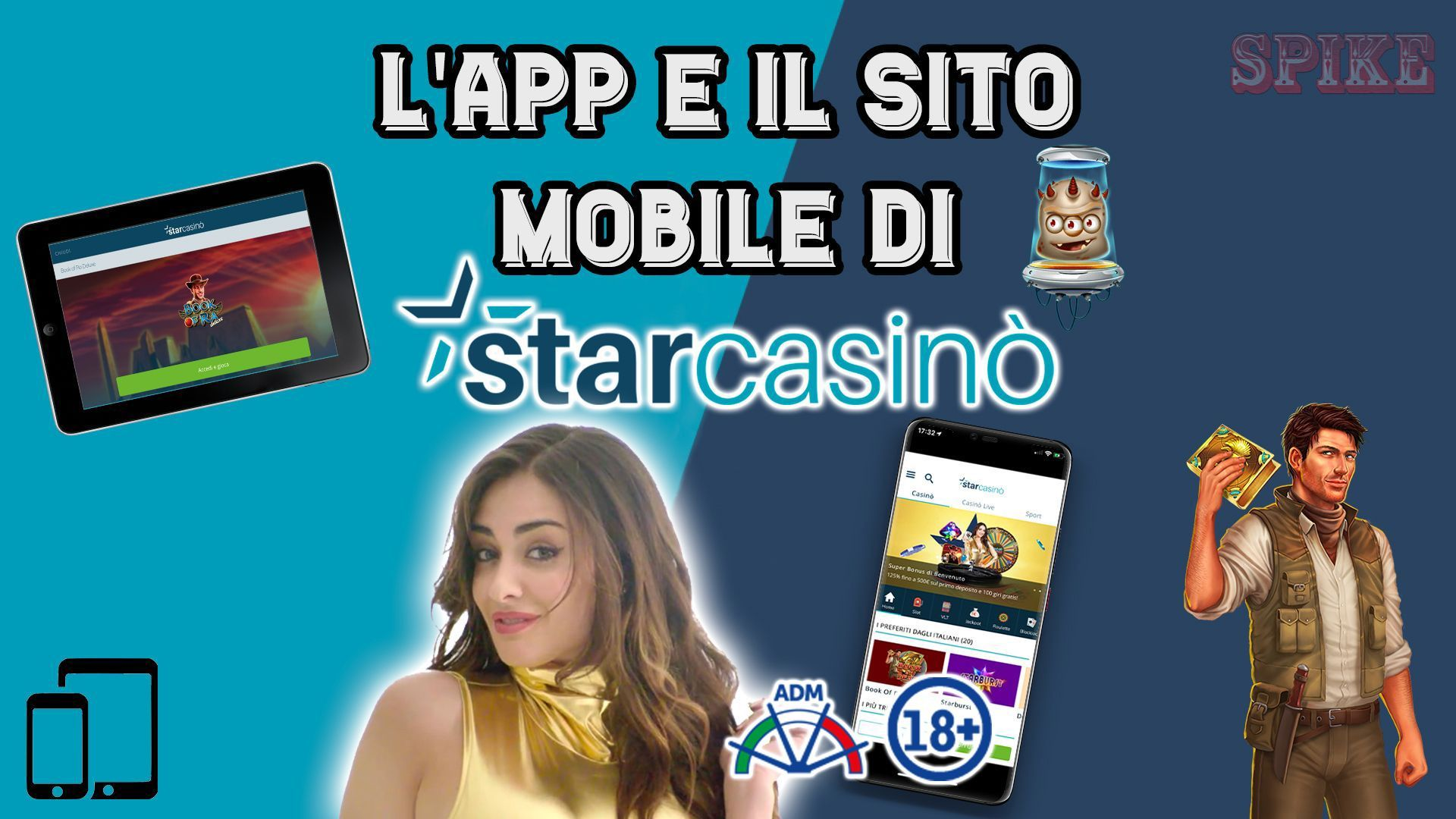 Guida al'Uso dell'App Starcasinò e Sito Mobile Card