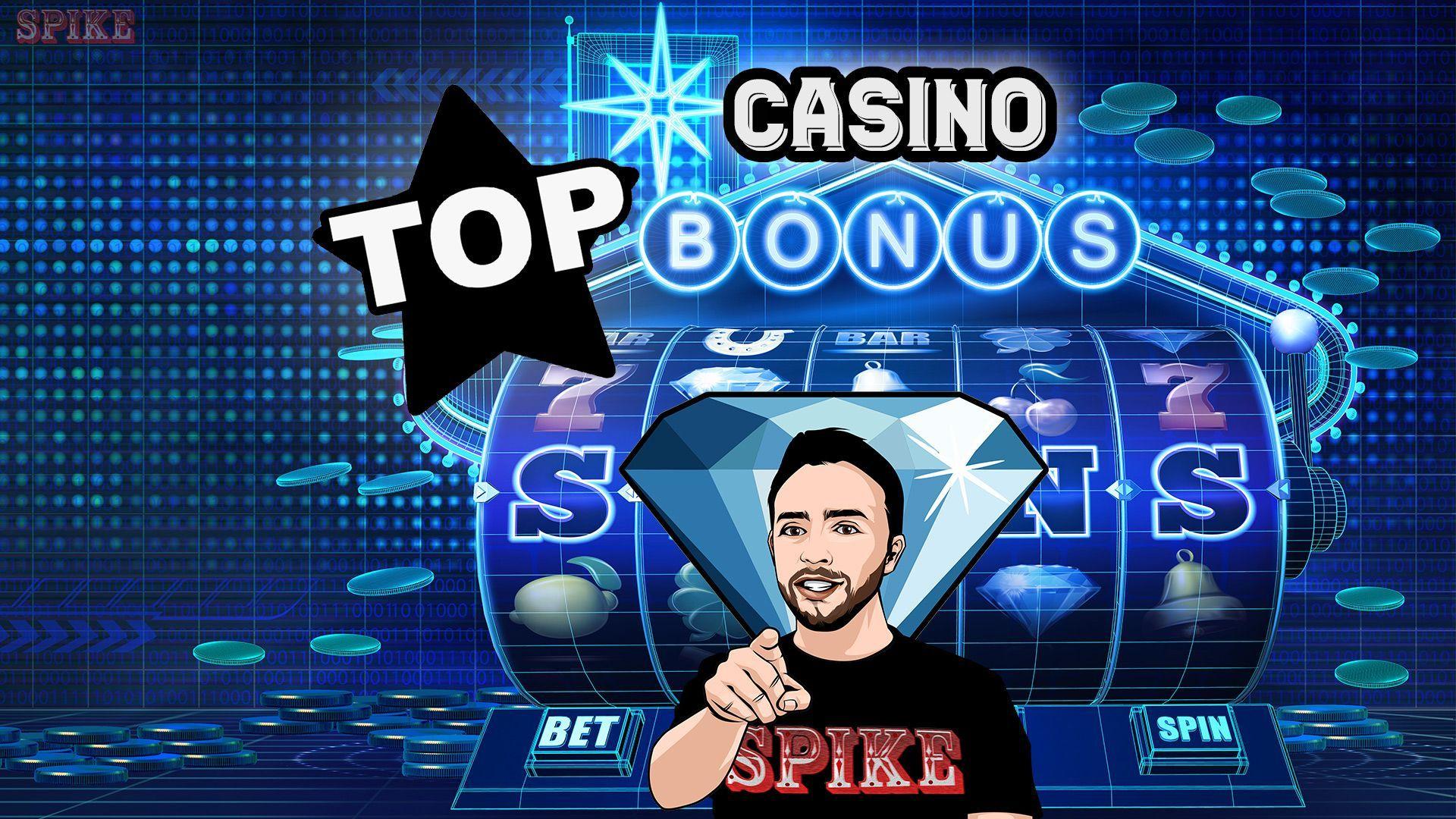 Best Casino Bonuses SPIKE Slot