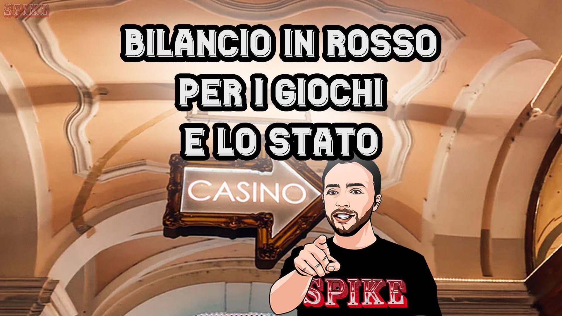 Giochi Online e Casinò Online, Casino Tradizionali Bilancio Negativo per i Conti dello Stato Card