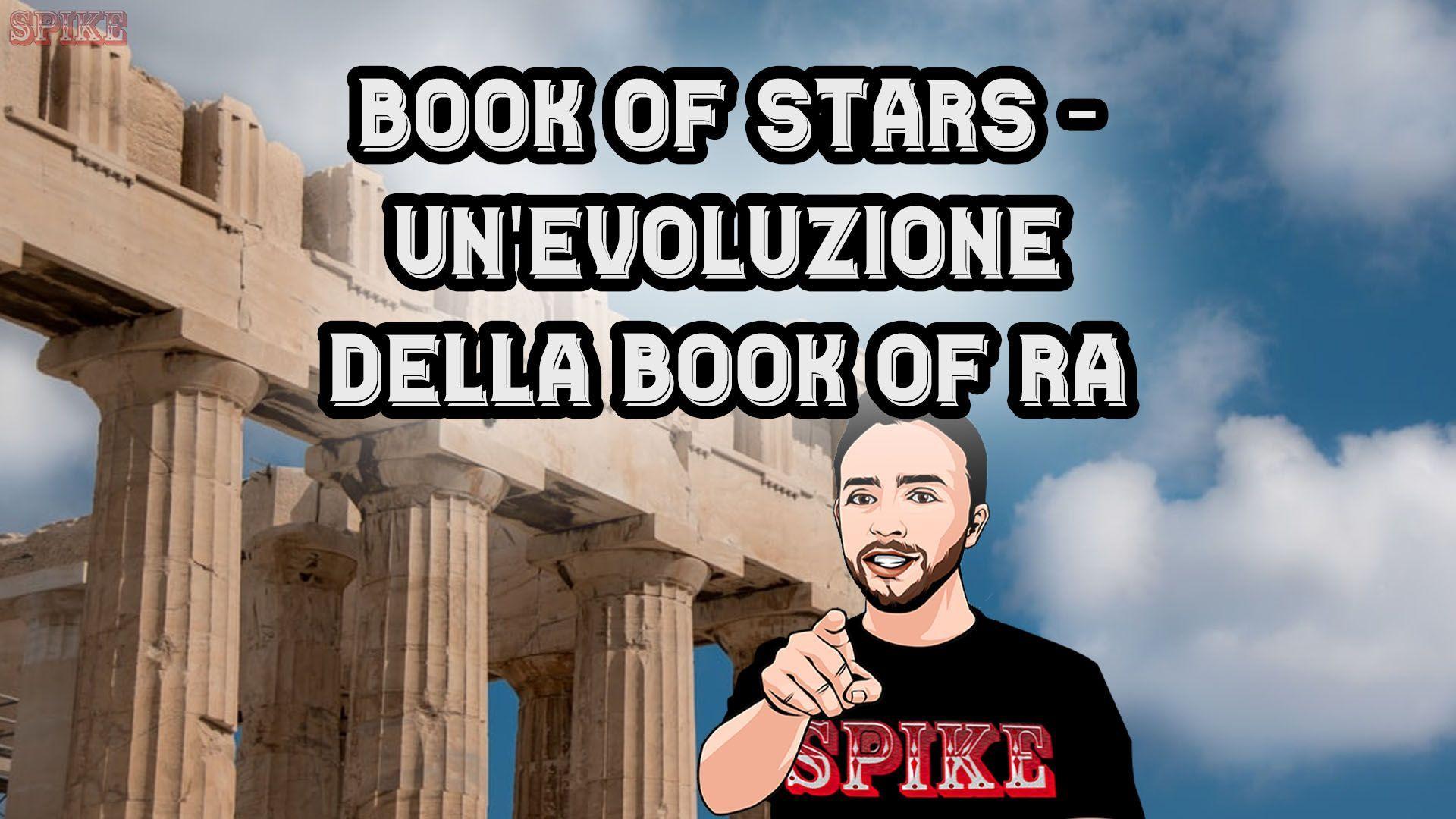 Books of Stars Slot