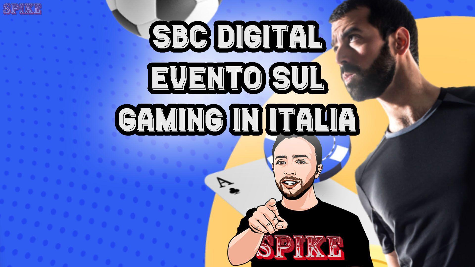 Evento SBC Digital in Italia - Il Futuro del Gaming Card