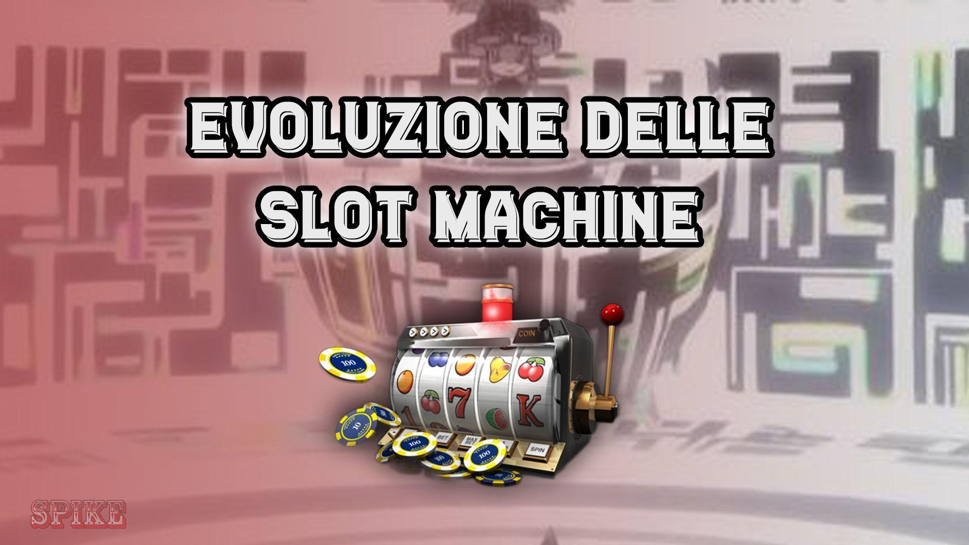 Come Si Evolverà Il Futuro Delle Slot Machine Card Info