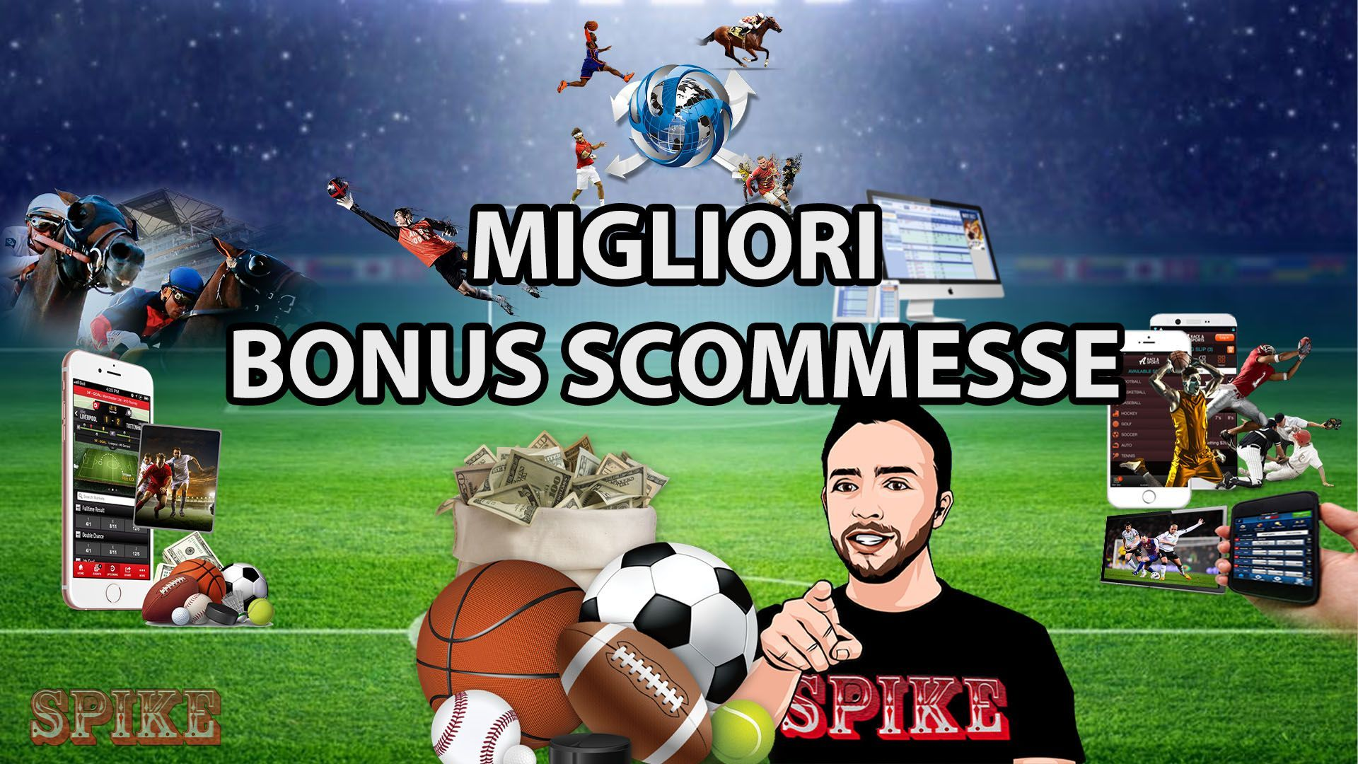 Guida ai Migliori Bonus per Scommesse Sportive Online