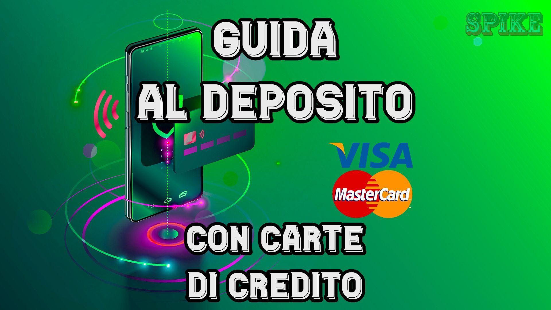 Guida al Metodo di Pagamento con Carte di Credito
