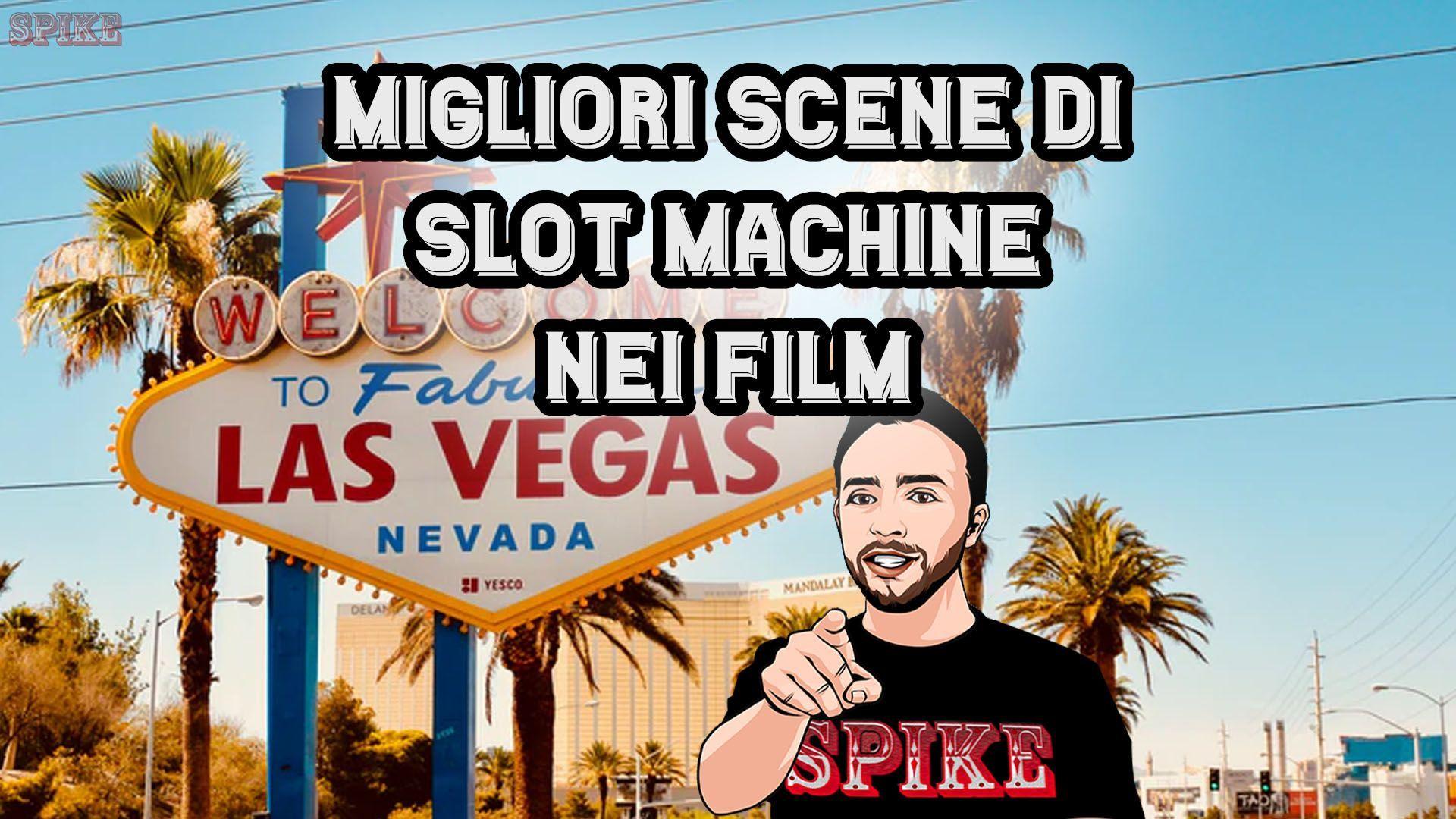 Migliori Scene di Slot Machine nei Film Card