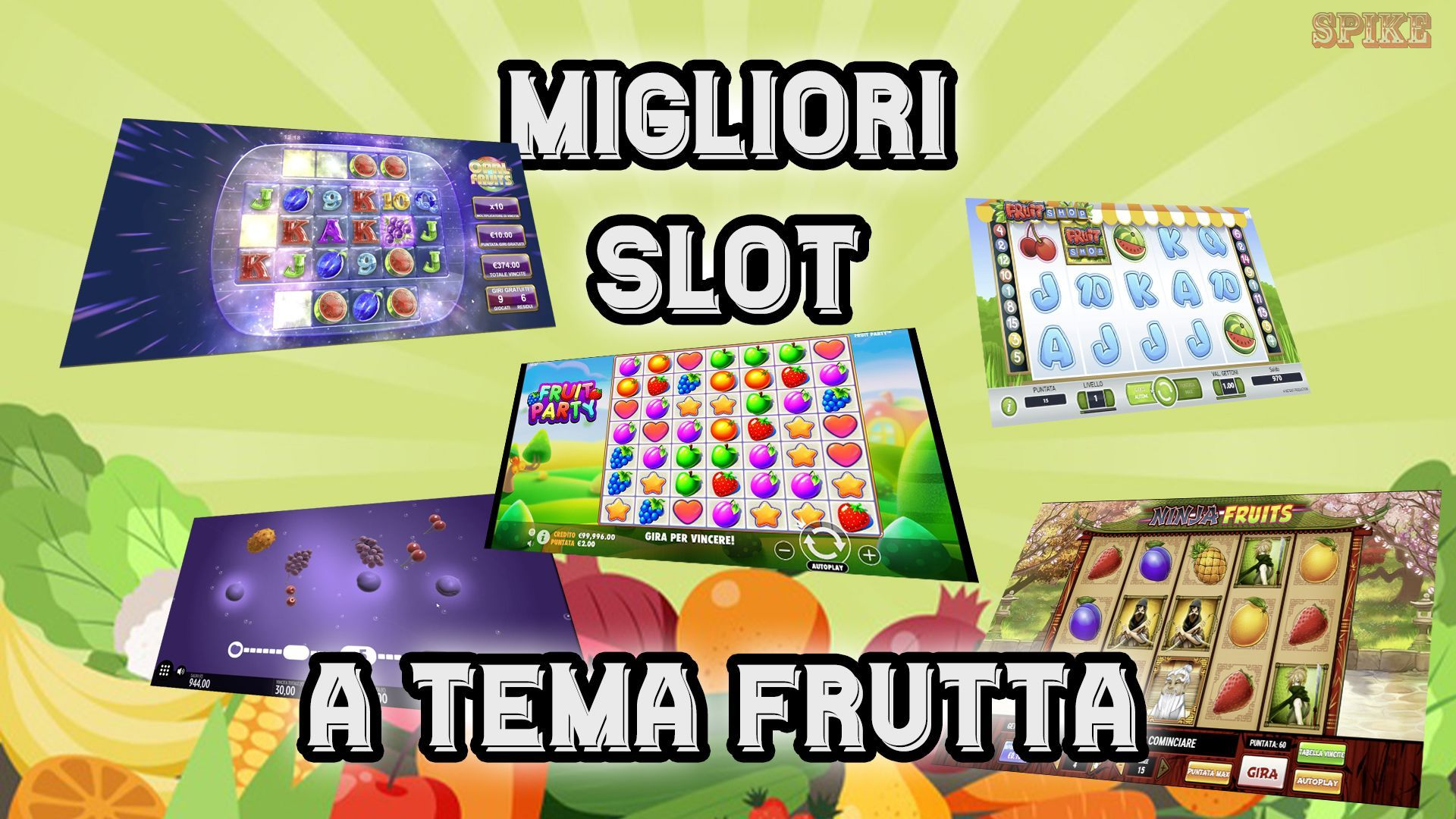 Lista Top Migliori Slot Frutta Logo