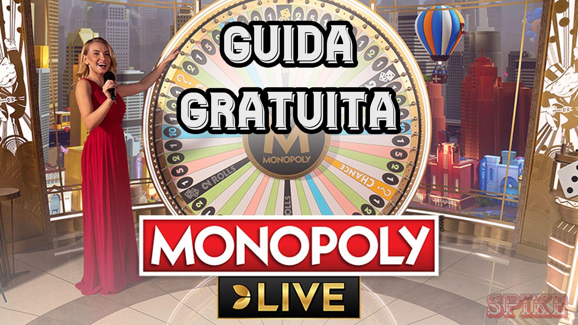 Monopoly Live Evolution Gaming Guide Logo