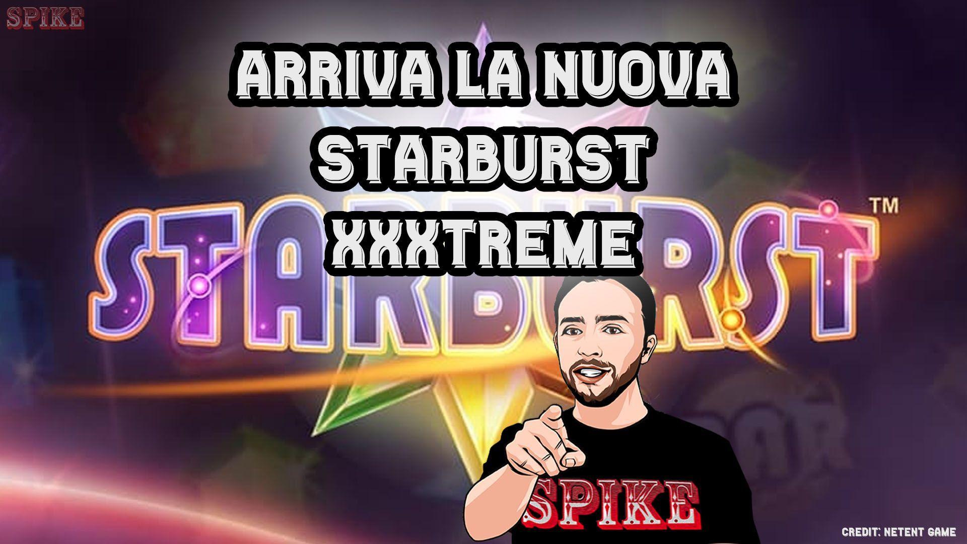 Nuova Starburst Xtreme Slot Online nei Casinò Online Credit NetEnt Game Card