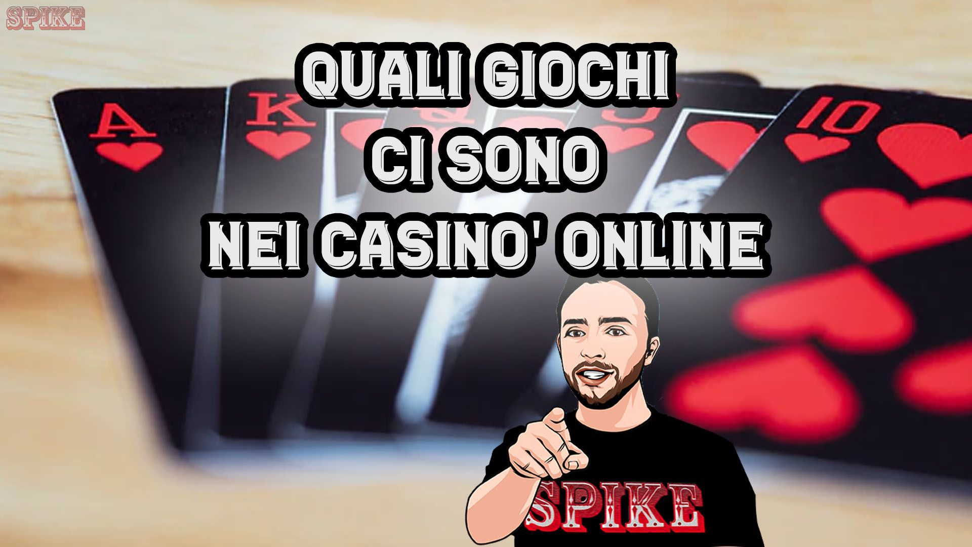 Quali Giochi Sono Disponibili Nei Casinò Online Card