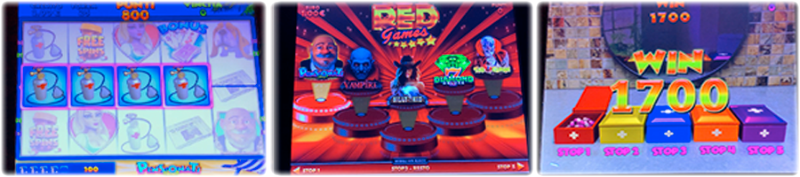 Red Games slot machine da bar trucchi
