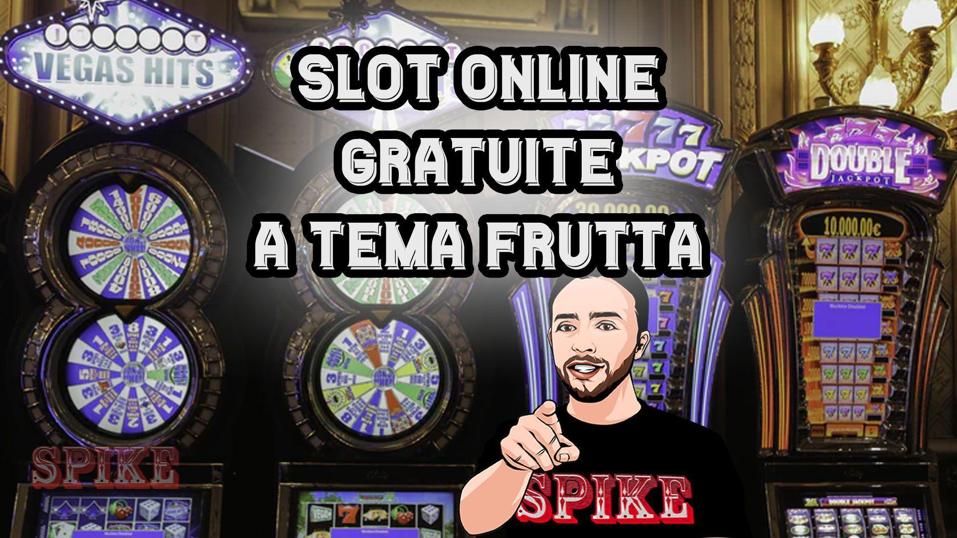 Slot Online Gratis a Tema Frutta Card