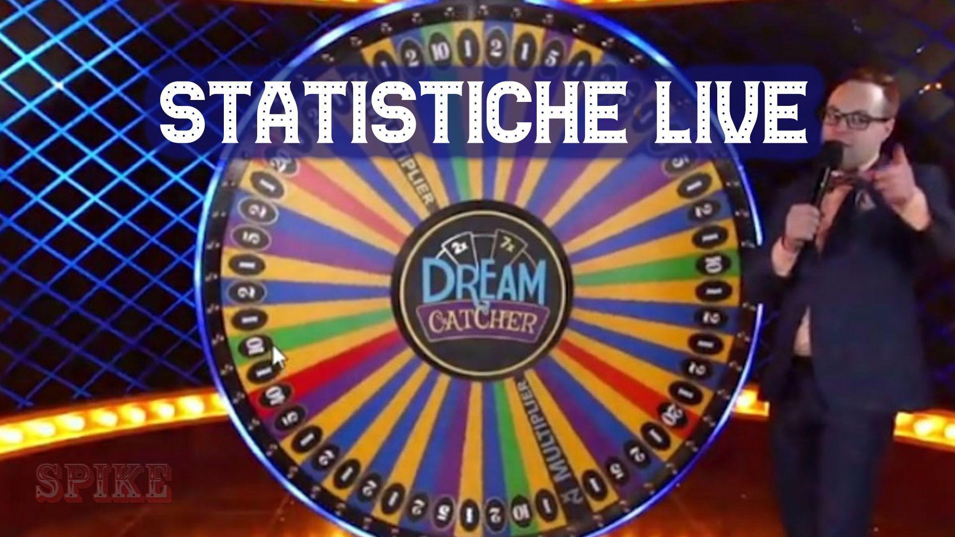 Dream Catcher Stats Live Card