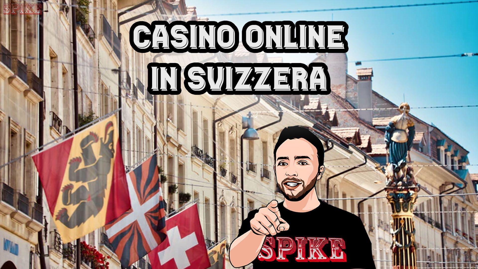 Casino Online in Svizzera Regolamenti Card